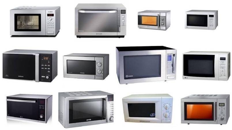 Микроволновая печь: разнообразие видов и функций фото