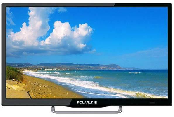 Поступление ЖК телевизоров POLARLINE по цене от 6999р. фото