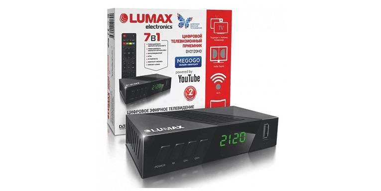 Новая функция MeeCast для ресиверов Lumax фото