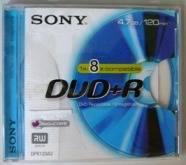 DVD+R SONY-4.7Г в интернет магазине Импульс, фото