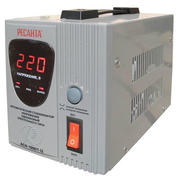стабилизатор напряжения АСН 1000/1-Ц 220В 1000Вт в интернет магазине Импульс, фото