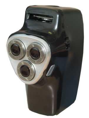 Электробритва АГИДЕЛЬ 3(3C) сетевая, 3-х ножевая, 3-х мерное бритье в интернет магазине Импульс, фото