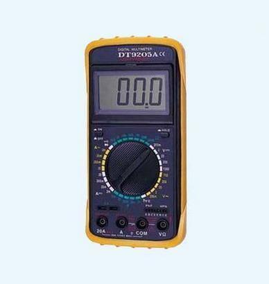 Мультиметр DT 9205A(калоша в интернет магазине Импульс, фото