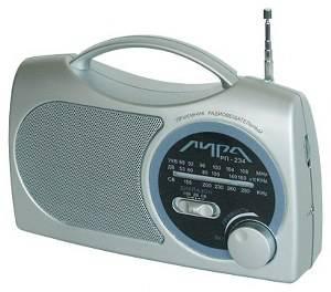 Радиоприемник ЛИРА РП-234-1 FM/СВ/ДВ расширенный сетевой в интернет магазине Импульс, фото