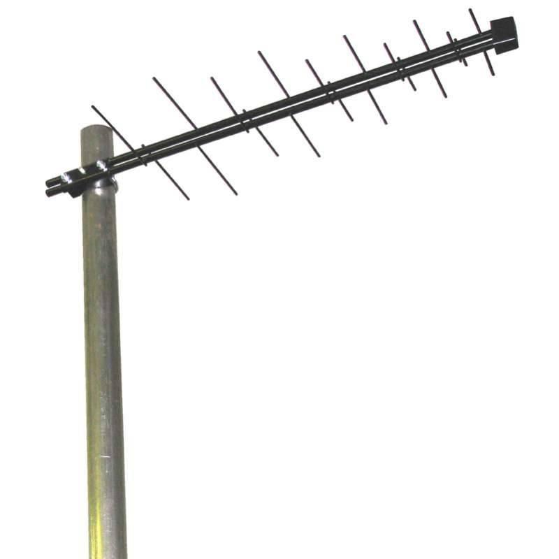 Антенны :: Уличные :: Антенна ТВ для цифрового ТВ Дельта H 111(111.02) с F-коннектором ДМВ б/к