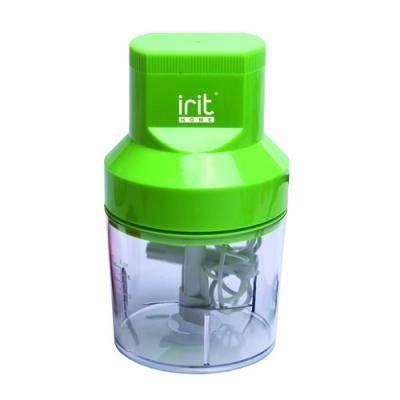 блендер IRIT IR- 5041 80-100Вт измельчитель, чаша 0,5л, 2 насадки в интернет магазине Импульс, фото