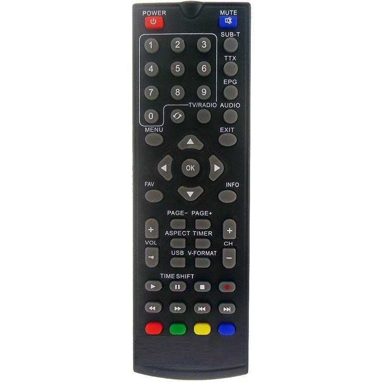 Пульт дистанционного управления SELENGA T50 DVB-T2 в интернет магазине Импульс, фото
