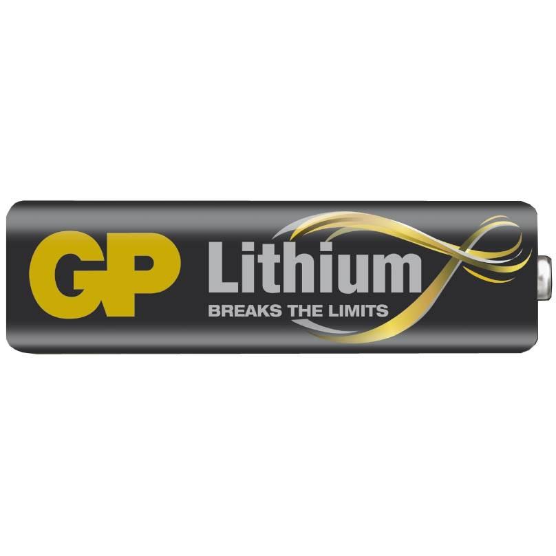 Батарейка FR6 GP LITHIUM AA 1.5V в интернет магазине Импульс, фото