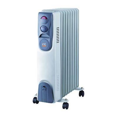 Радиатор электрический масляный IRIT IR-07(03) 2009 9 секц 2000Вт в интернет магазине Импульс, фото