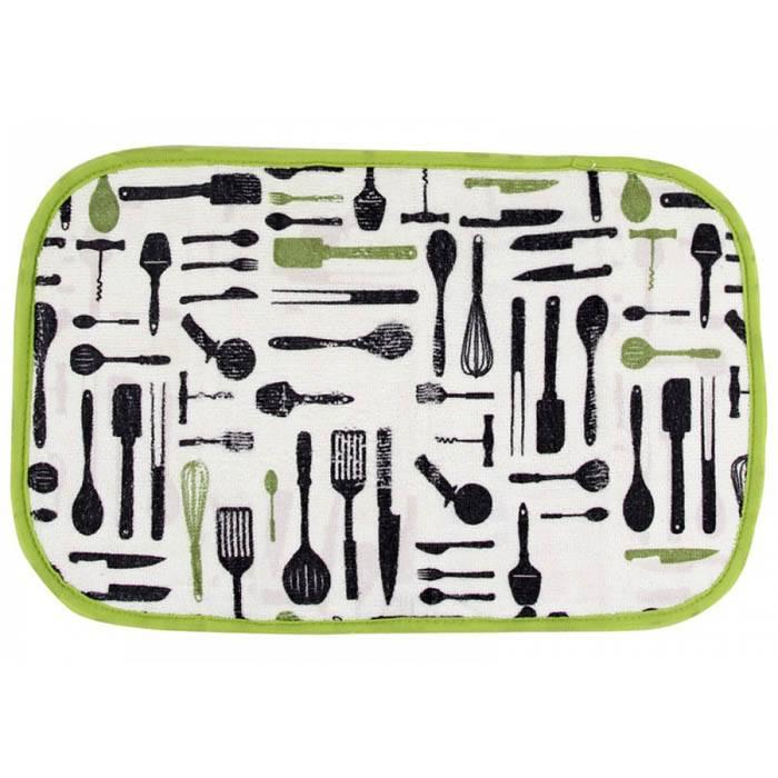 Коврик из микрофибры для сушки посуды MDM-01 40х25см 310253 в интернет магазине Импульс, фото