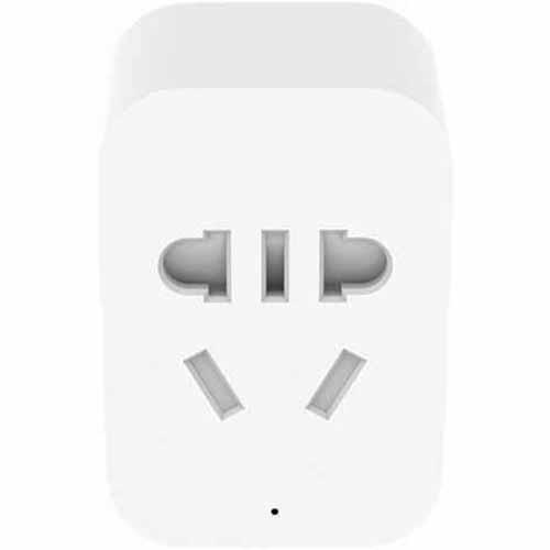 Розетка умная Wi-Fi Xiaomi mijia ZNC207CM 2.4GHz,802.11b/g/n с переходником в интернет магазине Импульс, фото