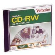 CD RW VERBATIM-80 в интернет магазине Импульс, фото