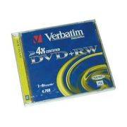DVD+RW VERBATIM 4.7Г