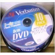 mini bulk DVD+RW VERBATIM 1,4G в интернет магазине Импульс, фото