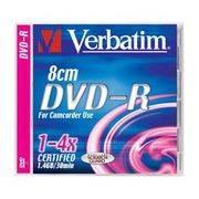 mini DVD-R VERBATIM 1,4G защита от царапин в интернет магазине Импульс, фото