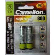 Аккумулятор HR6(AA) CAMEL 800 мА/ч