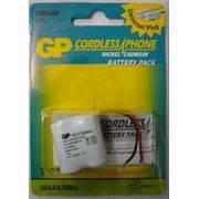 Аккумулятор для радиотелефона GP-104 двойной(305) в интернет магазине Импульс, фото