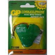 Аккумулятор для радиотелефона GP-115 сердечко в интернет магазине Импульс, фото