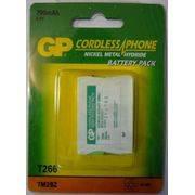 Аккумулятор для радиотелефона GP-266 2,4В 700мА/ч в интернет магазине Импульс, фото