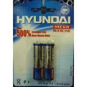 Батарейка LR6 HYUNDAI alk(40) в интернет магазине Импульс, фото