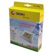 Пылесборник UN-01 Ozone универсальный 100х130мм 4шт.отверстие 40мм в интернет магазине Импульс, фото