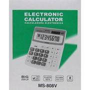 Калькулятор 808V (MS-808V)8 разрядов средний в интернет магазине Импульс, фото