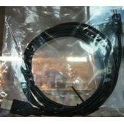 Шнур USB B шт-mini USB A 5P шт 1,8м (4845) в интернет магазине Импульс, фото