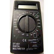 Мультиметр M(DT)-831 прозвонка в интернет магазине Импульс, фото