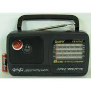 Радиоприемник KB-409 сетевой 4 диапазона в интернет магазине Импульс, фото
