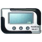 часы авто 617А NAKO (с будильником) в интернет магазине Импульс, фото