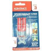 Клей эпоксидный Контакт-клей 6мл (23068) в интернет магазине Импульс, фото