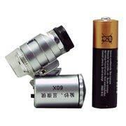 Микроскоп №9882(Х09) с подсв.(2ламп.+детек.) в интернет магазине Импульс, фото
