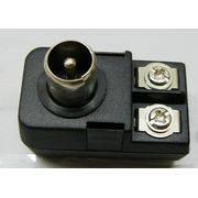 Адаптер для антенны телевизионной импортной 300-75Ом (симметризатор(4702)2484 в интернет магазине Импульс, фото