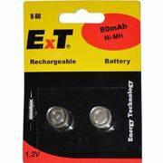Аккумулятор для радиотелефона ExT 80H в интернет магазине Импульс, фото