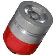 лампа 52. 1156 4.5W P21W(BA15s)(1по1,5Вт)1кон красный в интернет магазине Импульс, фото