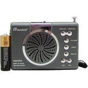 Радиоприемник MASON 2420 (FM 64-108,AM 5 Bands) SD,USB