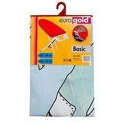Чехол для доски гладильной EUROGOLD basic C42/Ч1 (бязь) в интернет магазине Импульс, фото