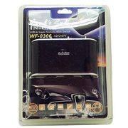 разветв прикур WF-0306 (3 вых.+3USB) авто с выкл.