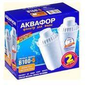 кассета к фильтру АКВАФОР В100-6 (комплект 2шт) в интернет магазине Импульс, фото