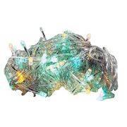гирлянда 160 (80-160) светодиод (шторки)разноцветные в интернет магазине Импульс, фото