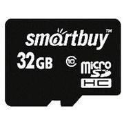 Память SD Micro 32Gb Smart Buy класс 10 в интернет магазине Импульс, фото