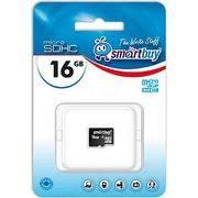 Память SD Micro 16Gb Smart Buy класс 10 в интернет магазине Импульс, фото