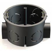 подрозетник пластмассовый для установки в бетон 65х40 Greenel GE40002/GE40010 в интернет магазине Импульс, фото