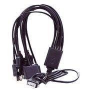 Зарядное устройство универсальное пров.10шт. (с IPHONE 5)YZD-228(801/802/1001) в интернет магазине Импульс, фото