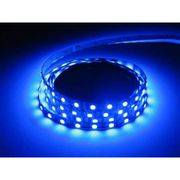 лента светодиодная SMD 3528IP65 60LED/м 220V 10*7mm герметичная в силиконе, синий в интернет магазине Импульс, фото