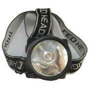 Фонарь аккумуляторный налоб 1 светод. 1W (TX135,1929-1,XL-136,1829-1) в интернет магазине Импульс, фото