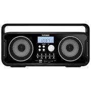 магнитола TELEFUNKEN TF-SRP 3401B flash,тюнер, FM, USB, SD/MMC, проигрывание MP3, дисплей