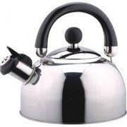 Чайник DJA-3023 3л нерж., со свистком, капсульное дно в интернет магазине Импульс, фото