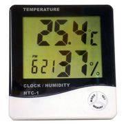 термометр+гигрометр HTC-1 цифровой