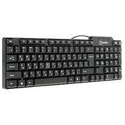 Клавиатура Oxion OKB006BK 104кн, USB в интернет магазине Импульс, фото